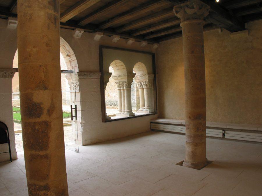 salle capitulaire saint benoit