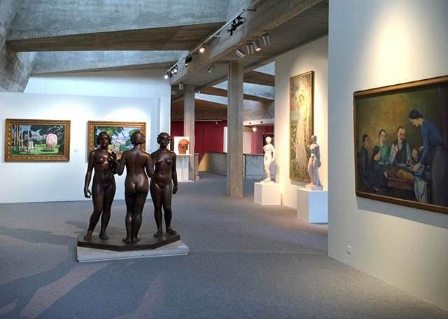 Musée Sainte Croix Poitiers Office de Tourisme Grand Poitiers VisitPoitiers