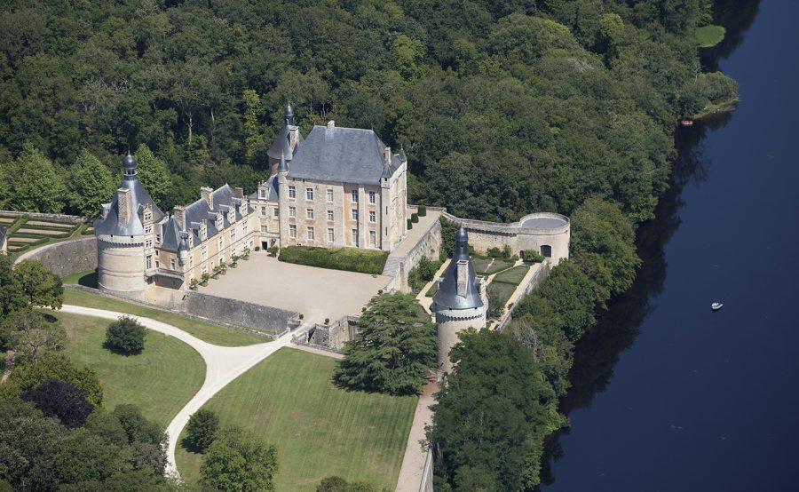 Chateau de Touffou Bonnes Grand Poitiers