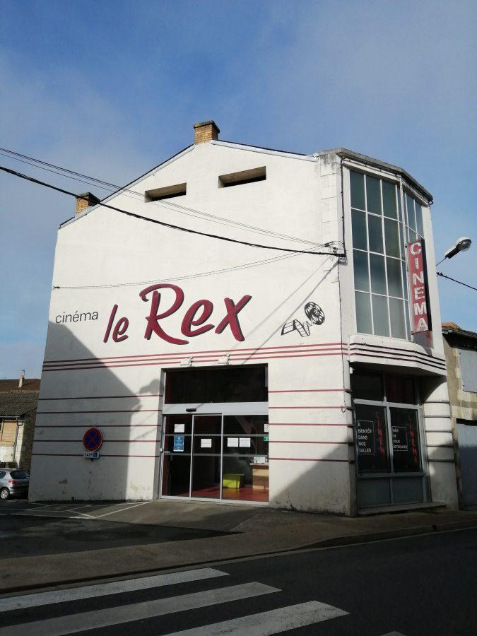 Cinéma le Rex Chauvigny Office de Tourisme Grand Poitiers VisitPoitiers