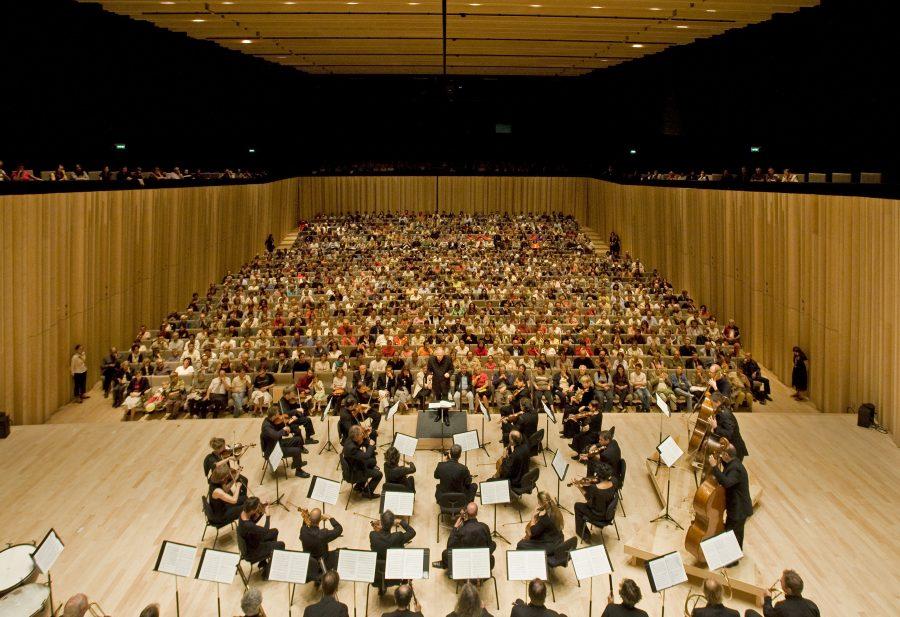 Théâtre Auditorium de Poitiers TAP Office de Tourisme Grand Poitiers VisitPoitiers