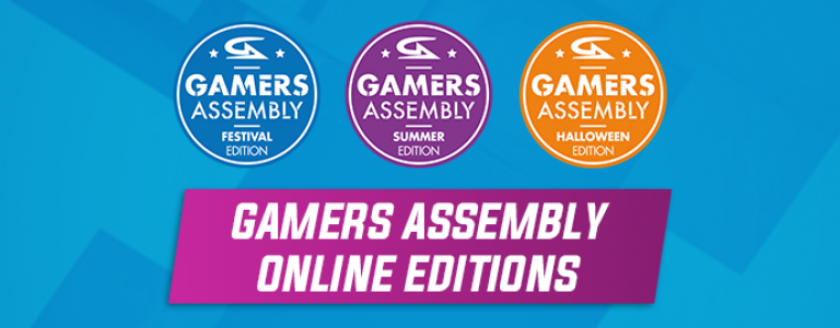 Gamers Assembly Online Editions