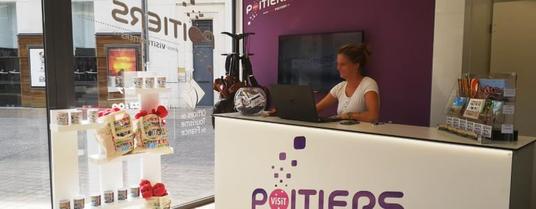 Horaires d'été Office de tourisme de Grand Poitiers VisitPoitiers