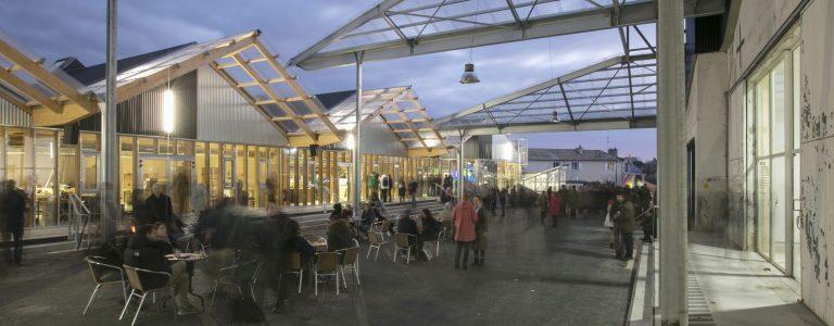 Salle de concert Confort Moderne Poitiers Office de Tourisme Grand Poitiers VisitPoitiers