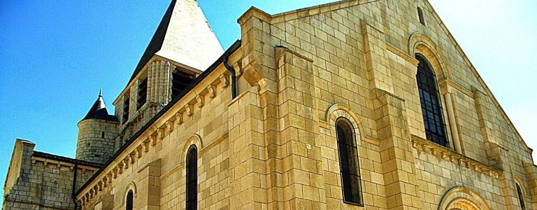 Eglise Notre Dame De Chauvigny