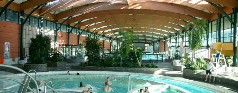 Piscine du Centre Aquatique de la Pepinière Buxerolles Office de Tourisme Grand Poitiers VisitPoitiers