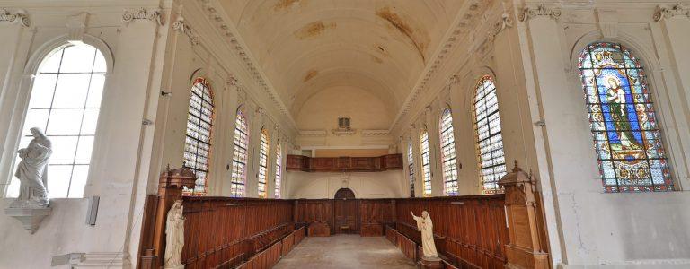 Chapelle des Feuillants Poitiers Office de Tourisme de Grand Poitiers VisitPoitiers