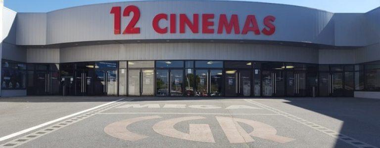 Cinéma Méga CGR Buxerolles Office de Tourisme Grand Poitiers VisitPoitiers